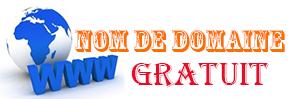 Nom de Domaine Gratuit